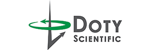 Doty Scientific, Inc. Logo