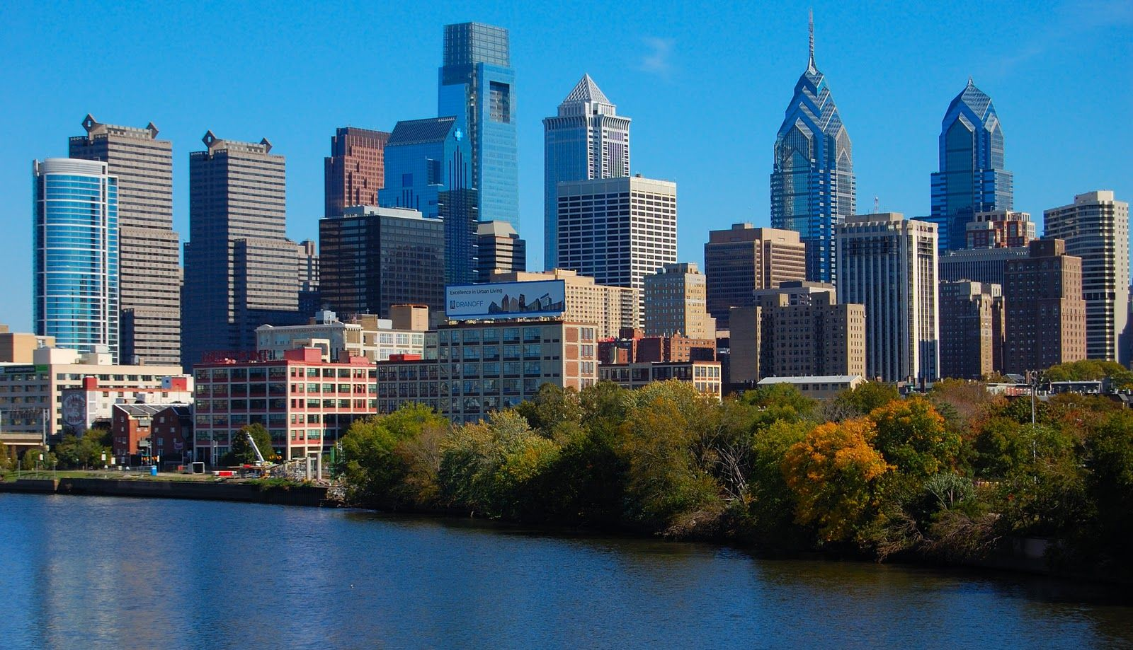 Photo Philadelphia skyline